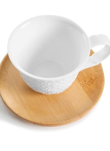 Flo - 2 Kişilik Kahve Takımı-Bambum